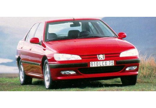 PEUGEOT 406 2.0 SV Turbo Sedan I 150KM (benzyna)