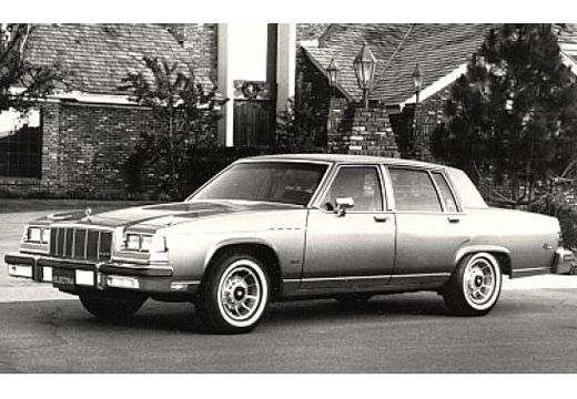 BUICK Electra 3.8 Limited Sedan I 173KM (benzyna)