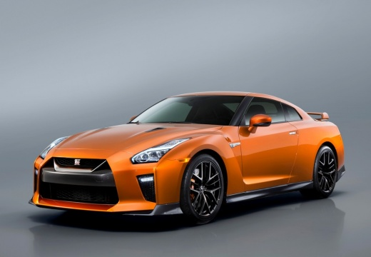 NISSAN GT-R Black Edition Coupe III 3.8 570KM (benzyna)