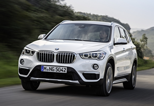 BMW X1 xDrive20i sport-aut Kombi X 1 F48 I 2.0 192KM (benzyna)