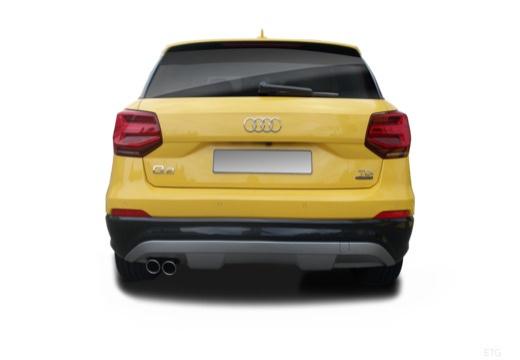 AUDI Q2 hatchback tylny