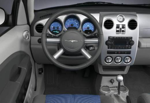CHRYSLER PT Cruiser kabriolet tablica rozdzielcza