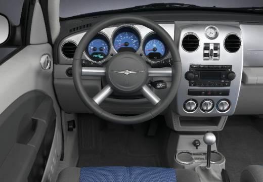 CHRYSLER PT Cruiser Cabrio II kabriolet tablica rozdzielcza