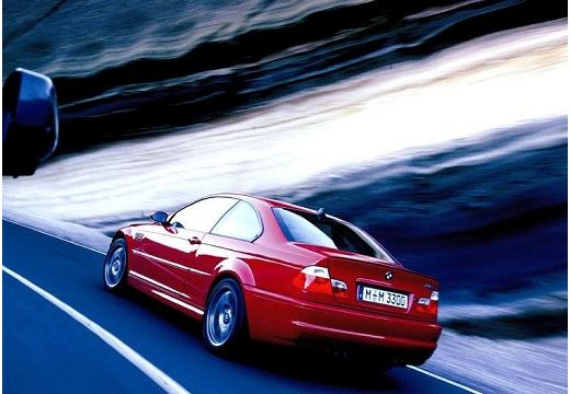 BMW Seria 3 Coupe E46/2