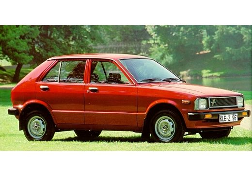 DAIHATSU Charade 1.0 TS Hatchback I 52KM (benzyna)