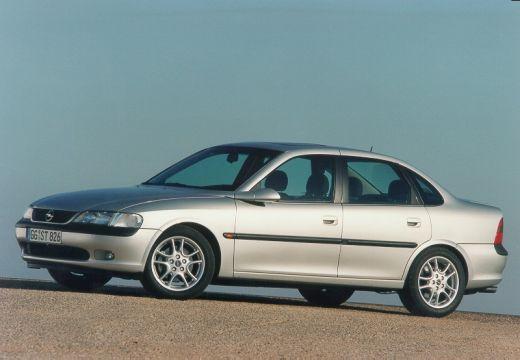 OPEL Vectra B II sedan silver grey przedni lewy