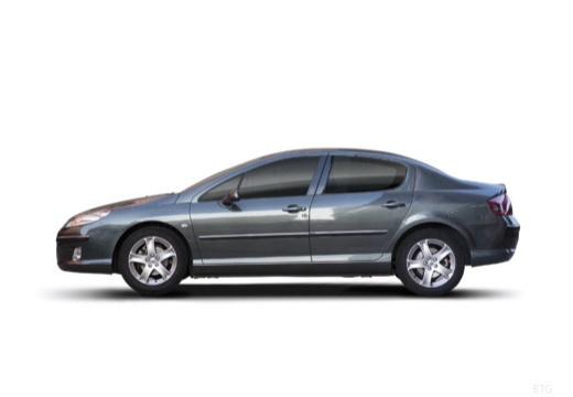 peugeot 407 2 0 hdi st sport eu4 sedan i 136km 2005. Black Bedroom Furniture Sets. Home Design Ideas
