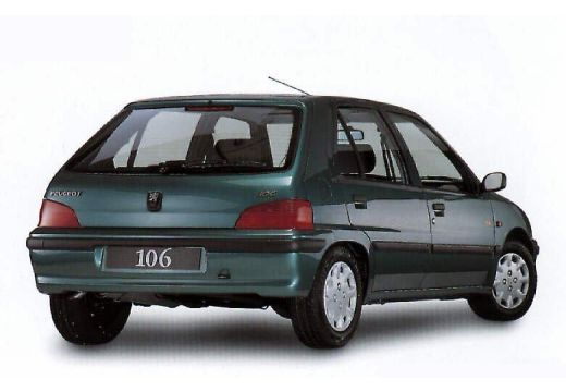 PEUGEOT 106 1.0 Sketch Hatchback II 50KM (benzyna)
