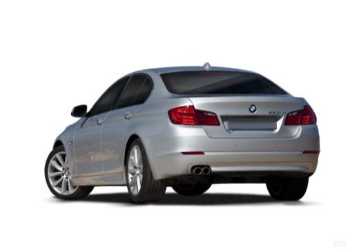 BMW Seria 5 F10 II sedan tylny lewy