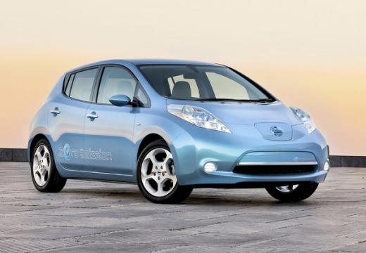 NISSAN Leaf Hatchback II 109KM (elektryczny)