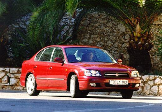 SUBARU Legacy 2.5GX 16v 4x4 Sedan III 156KM (benzyna)