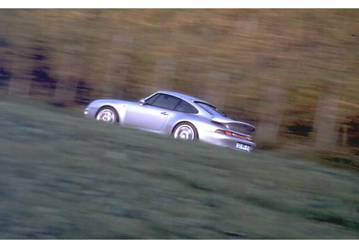 PORSCHE 911 Coupe Turbo 993