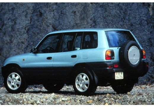 Toyota RAV4 Hardtop kombi tylny lewy