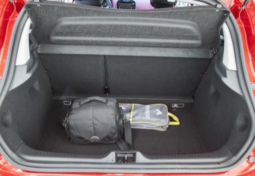 RENAULT Clio IV I hatchback przestrzeń załadunkowa