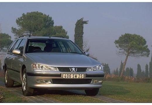 PEUGEOT 406 2.2 HDI ST Sport Kombi II 136KM (diesel)