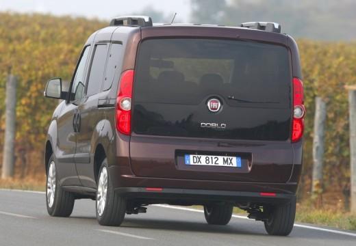 FIAT Doblo III kombi fioletowy tylny lewy