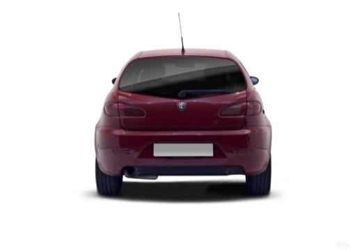 ALFA ROMEO 147 II hatchback tylny
