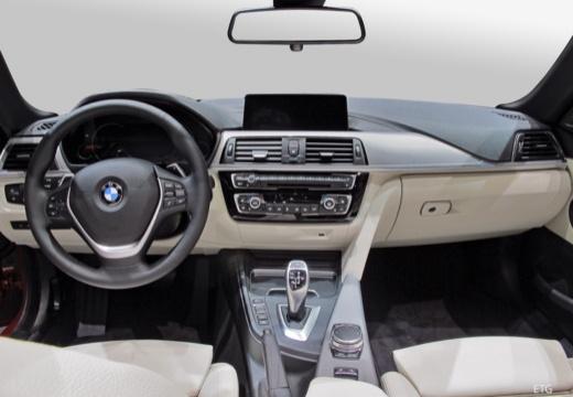 BMW Seria 4 kabriolet tablica rozdzielcza
