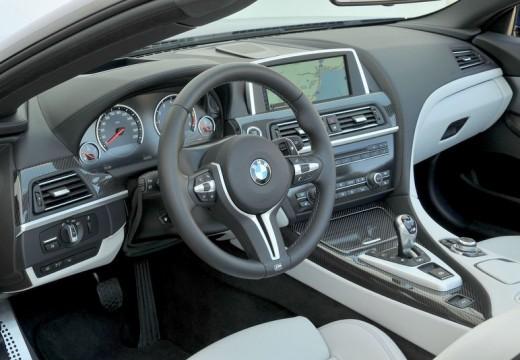 BMW Seria 6 Cabriolet F12 I kabriolet tablica rozdzielcza