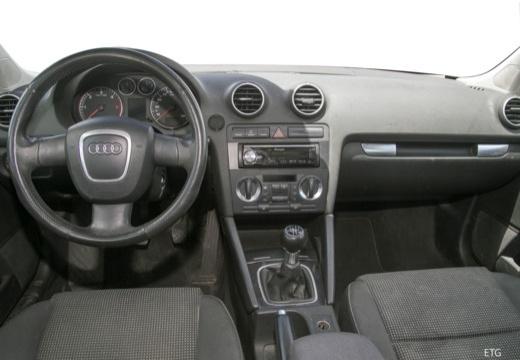 AUDI A3 Sportback I hatchback tablica rozdzielcza