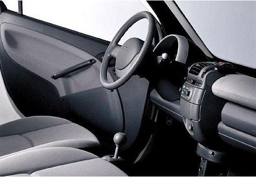SMART pure Kabriolet cabrio I 0.7 61KM (benzyna)