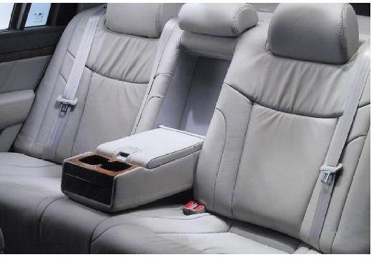 KIA Opirus sedan wnętrze