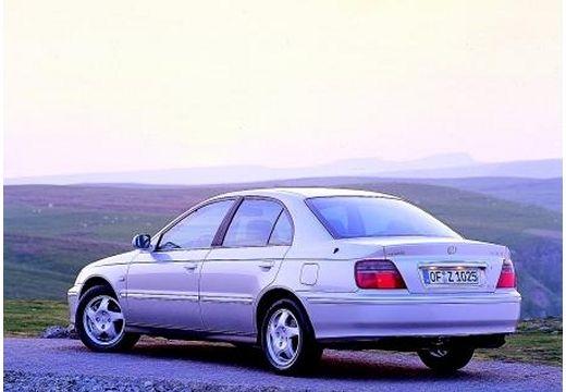 HONDA Accord IV sedan silver grey tylny lewy