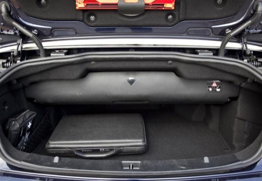 MERCEDES-BENZ Klasa E Cabrio A 207 I kabriolet przestrzeń załadunkowa