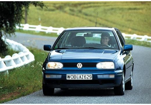 VOLKSWAGEN Golf Hatchback III