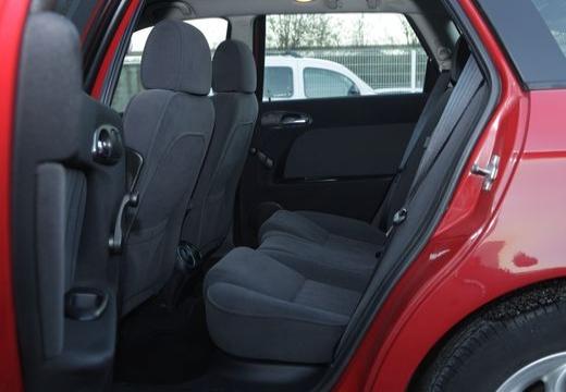 ALFA ROMEO 156 Sportwagon III kombi wnętrze