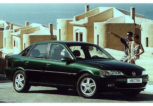 OPEL Vectra sedan przedni prawy