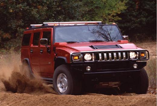HUMMER H2 6.2 V8 Luxury Kombi I 398KM (benzyna)