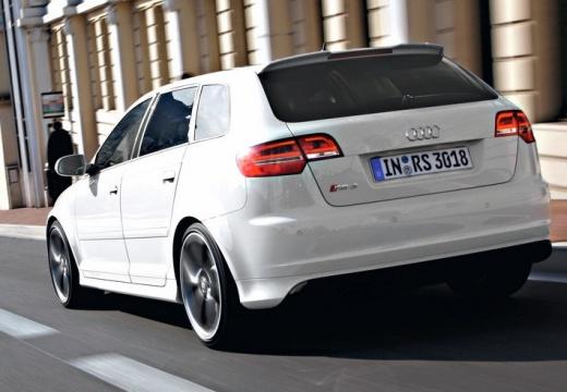 AUDI A3 Sportback II hatchback