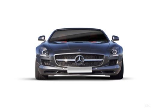 MERCEDES-BENZ SLS AMG roadster przedni