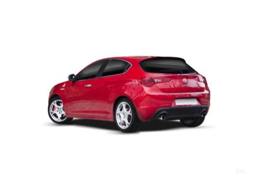 ALFA ROMEO Giulietta II hatchback tylny lewy