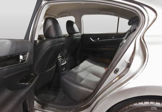 LEXUS GS V sedan wnętrze