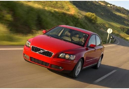 VOLVO S40 IV sedan czerwony jasny przedni lewy