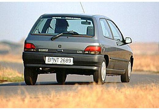 RENAULT Clio 1.9 RL D Hatchback I 65KM (diesel)