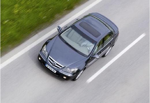 HONDA Legend IV sedan silver grey przedni lewy