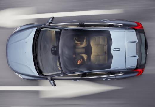 VOLVO V40 IV hatchback silver grey górny przedni