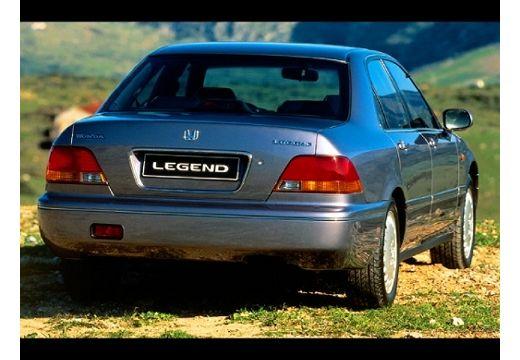 HONDA Legend sedan niebieski jasny tylny prawy