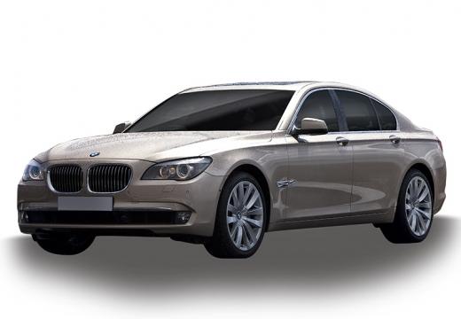 BMW Seria 7 F01 F02 I sedan beige