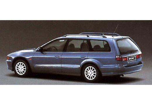 MITSUBISHI Galant 2.5 V6 Kombi 163KM (benzyna)