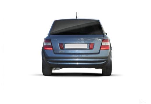 FIAT Stilo I hatchback tylny