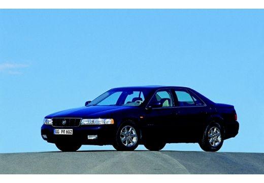 CADILLAC Seville sedan niebieski jasny przedni lewy