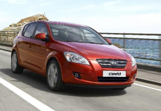 KIA Ceed 1.6 Optimum + Hatchback I 126KM (benzyna)