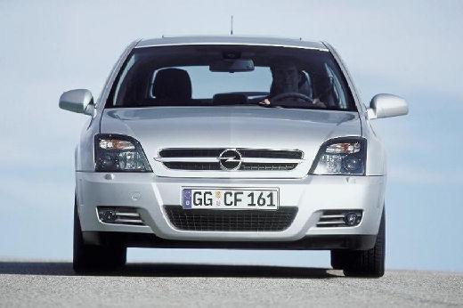 OPEL Vectra hatchback silver grey przedni