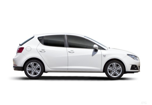 SEAT Ibiza V hatchback boczny prawy