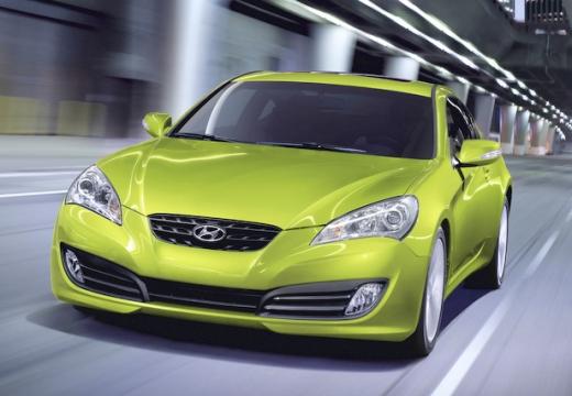HYUNDAI Genesis 2.0 TCI Executive Coupe I 210KM (benzyna)