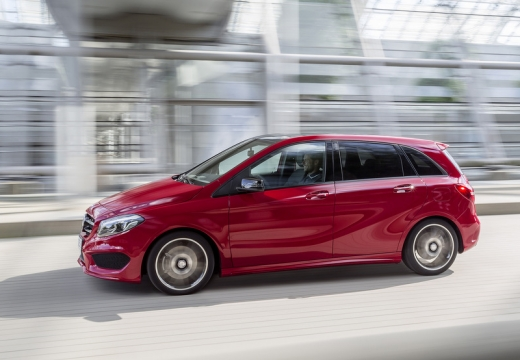 MERCEDES-BENZ Klasa B hatchback